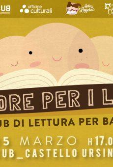 Matte da Leggere - L'amore per i libri club di lettura
