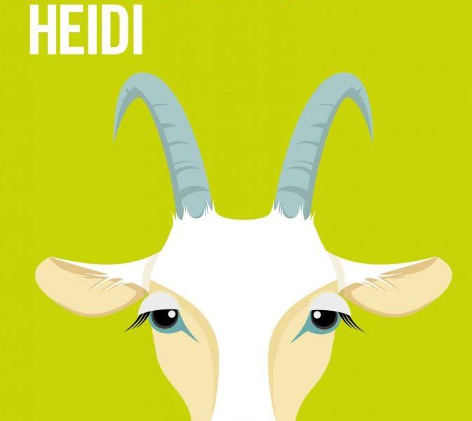 Matte da Leggere - Heidi